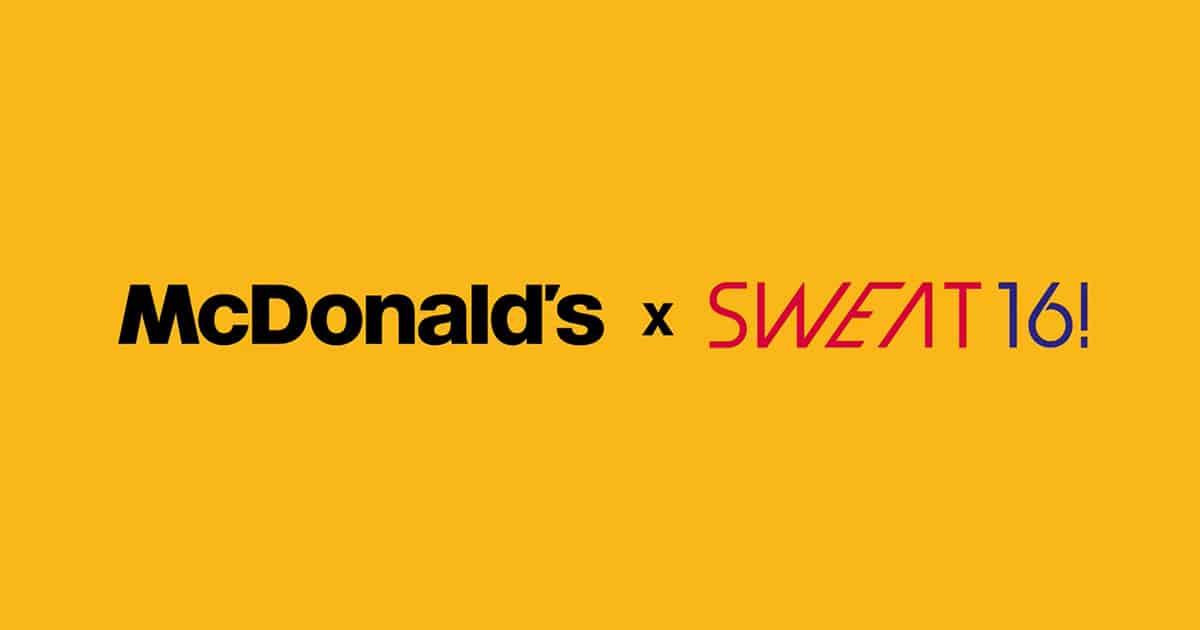 ไอดอลวง KATSU89 คือใคร ? (McDonald's x Sweat16)